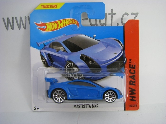 Hot Wheels 2014 Mastretta MXR HW Race 5785 B160/250